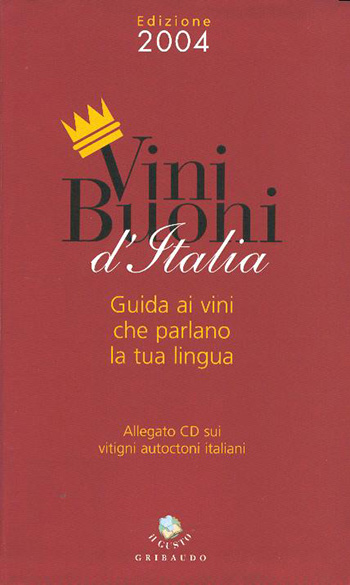 Risultati immagini per vini buoni d'italia 2003